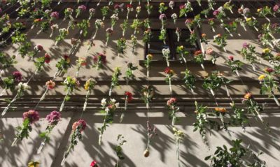 Milan Design Group Creates Multi-Sensory Living Floral Installation