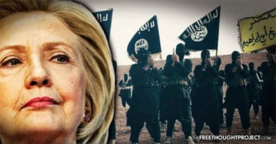 Email Shows Hillary Clinton Knew U.S. Worked With Terrorists: 'Al-Qaeda Is On Our Side'
