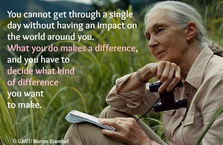 These Riveting Jane Goodall Quotes Will Inspire You To