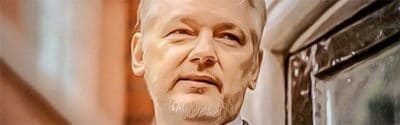 Julian Assange Responds To United States Calls For Arrest
