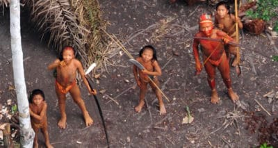 Oil Company Withdraws From Drilling In Rainforest Where Uncontacted Tribes Reside