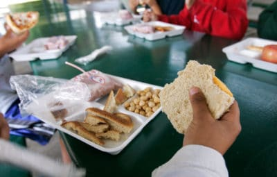 "New Mexico Bans Schools From ""Lunch Shaming"" Kids With Insufficient Funds"