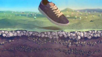 Reebok Introduces Compostable Sneaker Made From Corn And Cotton [Watch]