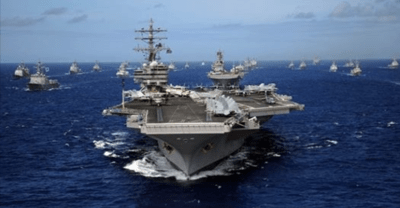 Report: U.S. Sending Two More Aircraft Carriers To North Korea