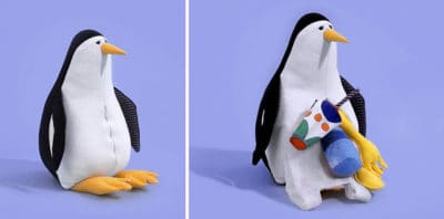 These Sad Stuffed Animals Are Designed To Teach Kids About Plastic Pollution