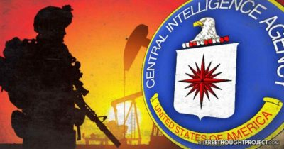 Declassified CIA Document Reveals Plan To Destroy Syria For Oil Pipeline, Crisis Imminent