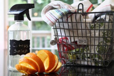 8 Tips For Spring Cleaning — No Chemicals Necessary