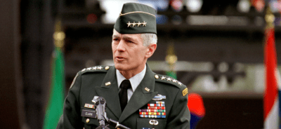 Decorated American General Tried To Warn About War With Syria In 2003