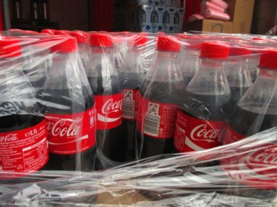 New Greenpeace Analysis Finds Coca-Cola Produces 3,000 Plastic Bottles Every Second