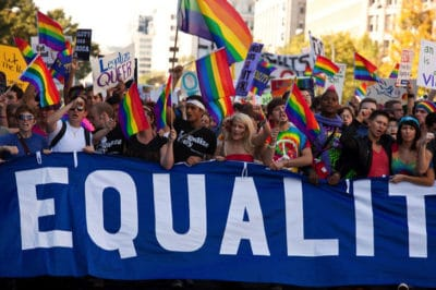 Federal Court Just Made This HUGE Unprecedented Ruling For Gay Rights