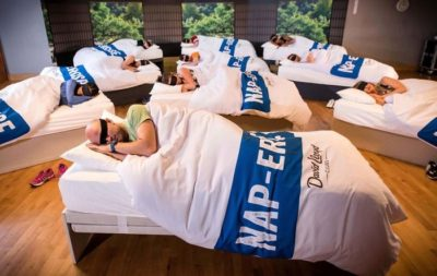 This Gym Offers Napping Classes For Exhausted Adults, Members Pay Per Hour
