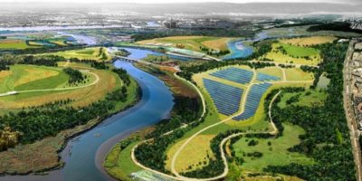 8 Beautiful Parks That Were Constructed Atop Landfills