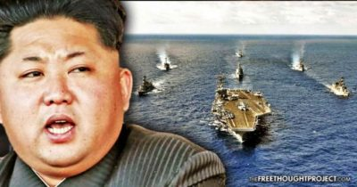 Breaking: North Korea Promises 'Dead Bodies' In Response To U.S. Sending Carrier Group