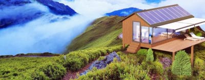 World's First Self-Sufficient 3D-Printed Home Is Fully Equipped For Off-Grid Living