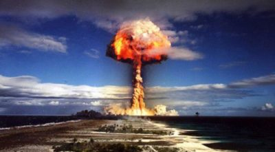 Scientists Of The World Join To Urge U.N. To Ban Nuclear Weapons