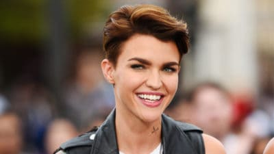 Ruby Rose Just Asked Fans To Go Vegan To Combat Climate Change