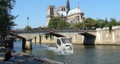 Paris Introduces Flying Water Taxis For The Summer