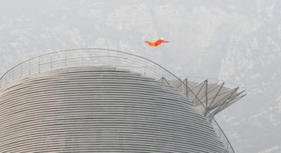 This Giant Wind Tunnel Allows Shaolin Monks To Fly While Training