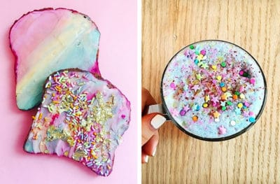 Unicorn Food: The Latest Escapist Trend Of Our Bleak Reality