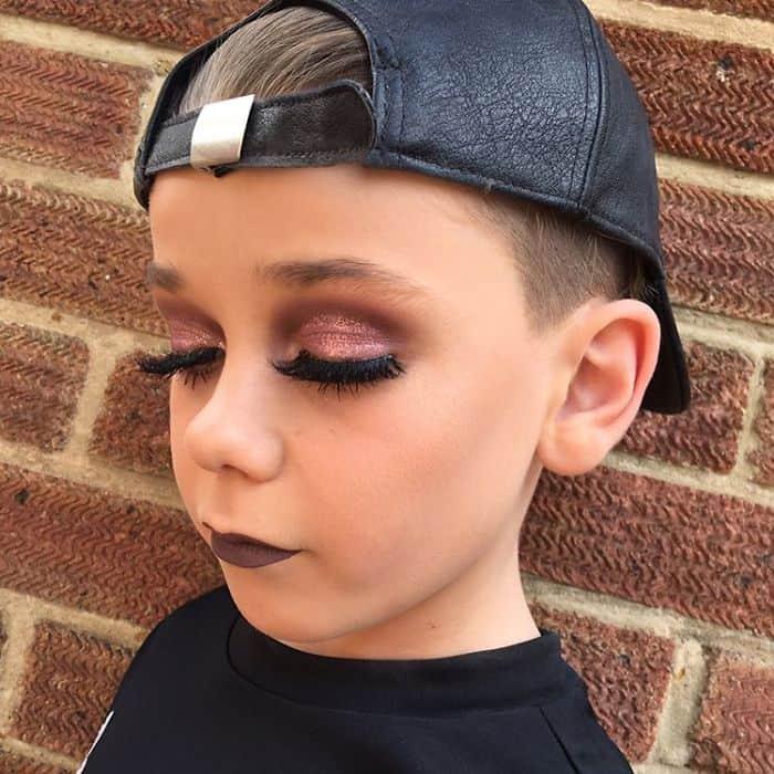 13 Year Old Boy Wearing Makeup Makeupview Co