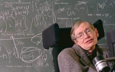 Stephen Hawking: Humans Must Leave Earth Within 100 Years To Survive