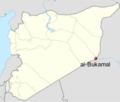 U.S. Airstrike Kills At Least 30 Syrian Civilians Near Iraq Border