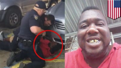 Breaking: No Charges For Officer Who Killed Alton Sterling On Video