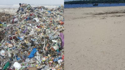 World's Largest Beach Cleanup Removes 5.3 MILLION Kg Of Trash And Now It Looks Transformed