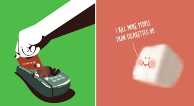 35+ Honest Illustrations About Modern Life By The World's Most Cynical Artist