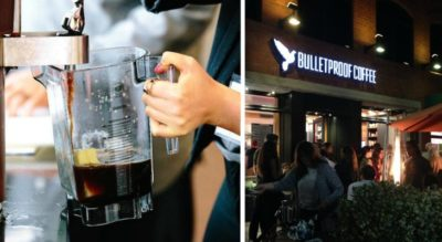 Bulletproof Cafe Is Opening In NYC To Spread Butter-Drinking Craze