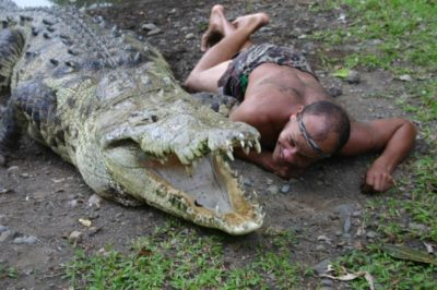 The Extraordinary Story Of A Man And Crocodile Who Became Best Friends [Watch]