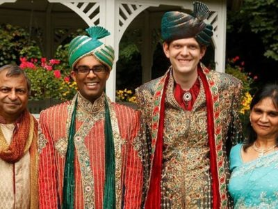 Traditional Indian Parents Throw Gay Son And Partner Magnificent Hindu Wedding