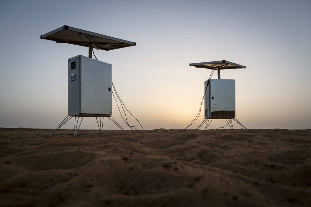 http://inhabitat.com/desert-twins-produce-water-through-condensation-in-driest-place-on-earth/