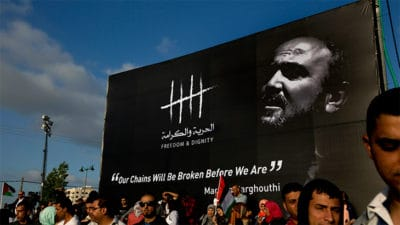 Despite Israeli Retaliation, Support For 1,500 Palestinian Hunger Strikers Grows