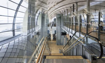 Oslo Airport Redesigned To Be Most Eco-Friendly Airport In The World