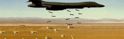 U.S. Is Presently Dropping Bombs Quicker Than They Can Be Replaced