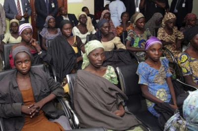 Great News: Kidnapped Nigerian Girls Cleared To Return To School This Year