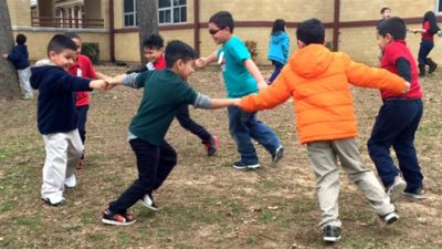 Elementary School Triples Recess Time, Solves Attention Deficit Disorder