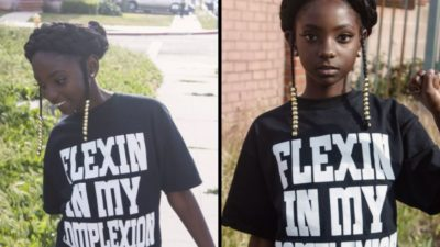 10-Year-Old Fights Bullying By Starting Empowering Clothing Line