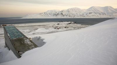 Global Seed Vault In Norway Flooded With Snowmelt