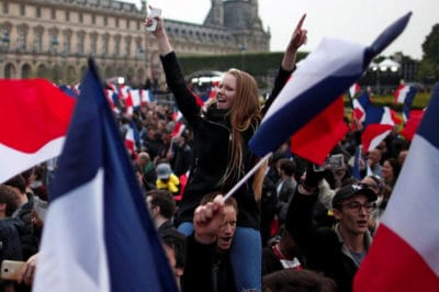 New French President Is About To Deliver A Huge Victory For Women