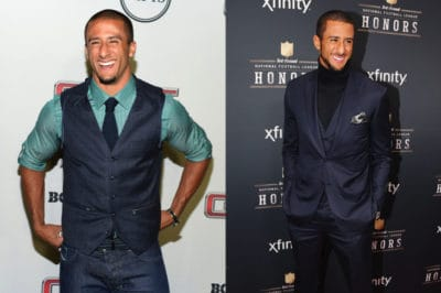 Colin Kaepernick Donated Custom Suits To Ex-Convicts To Help With Their Job Search