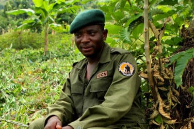Former Child Soldier Turned Park Ranger Awarded For Risking Life To Protect Wildlife And Environment