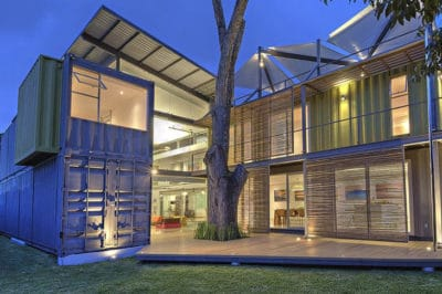 Egyptian Architects Want To Use Shipping Containers To Solve The Housing Crisis