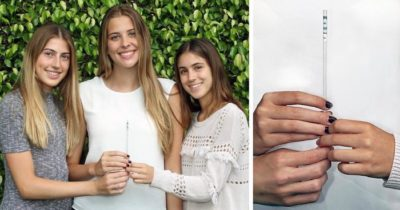 High School Girls Invent Straw Capable Of Detecting Date Rape Drugs