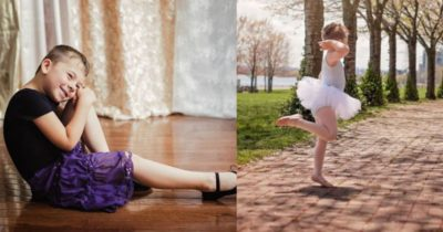 This Mom Is Photographing Her 5-Year-Old Son In Dresses To Challenge Stereotypes