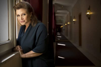 Carrie Fisher Autopsy Reveals Cocaine and Heroin