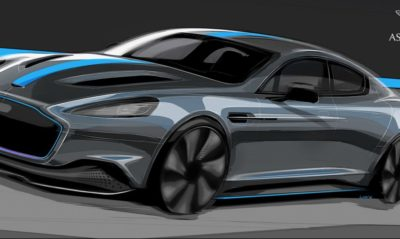 Aston Martin To Release Its First Electric Car In 2019