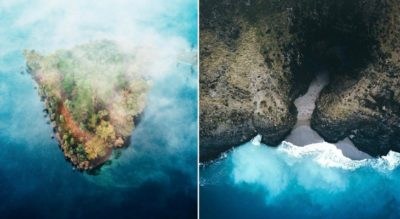 Stunning Aerial Photos Of South Australia's Coast Were Captured By A Drone
