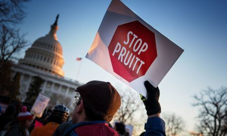 https://commons.wikimedia.org/wiki/File:Stop_Pruitt,_Rally_To_Oppose_EPA_Nominee_Scott_Pruitt_(32119365773).jpg
